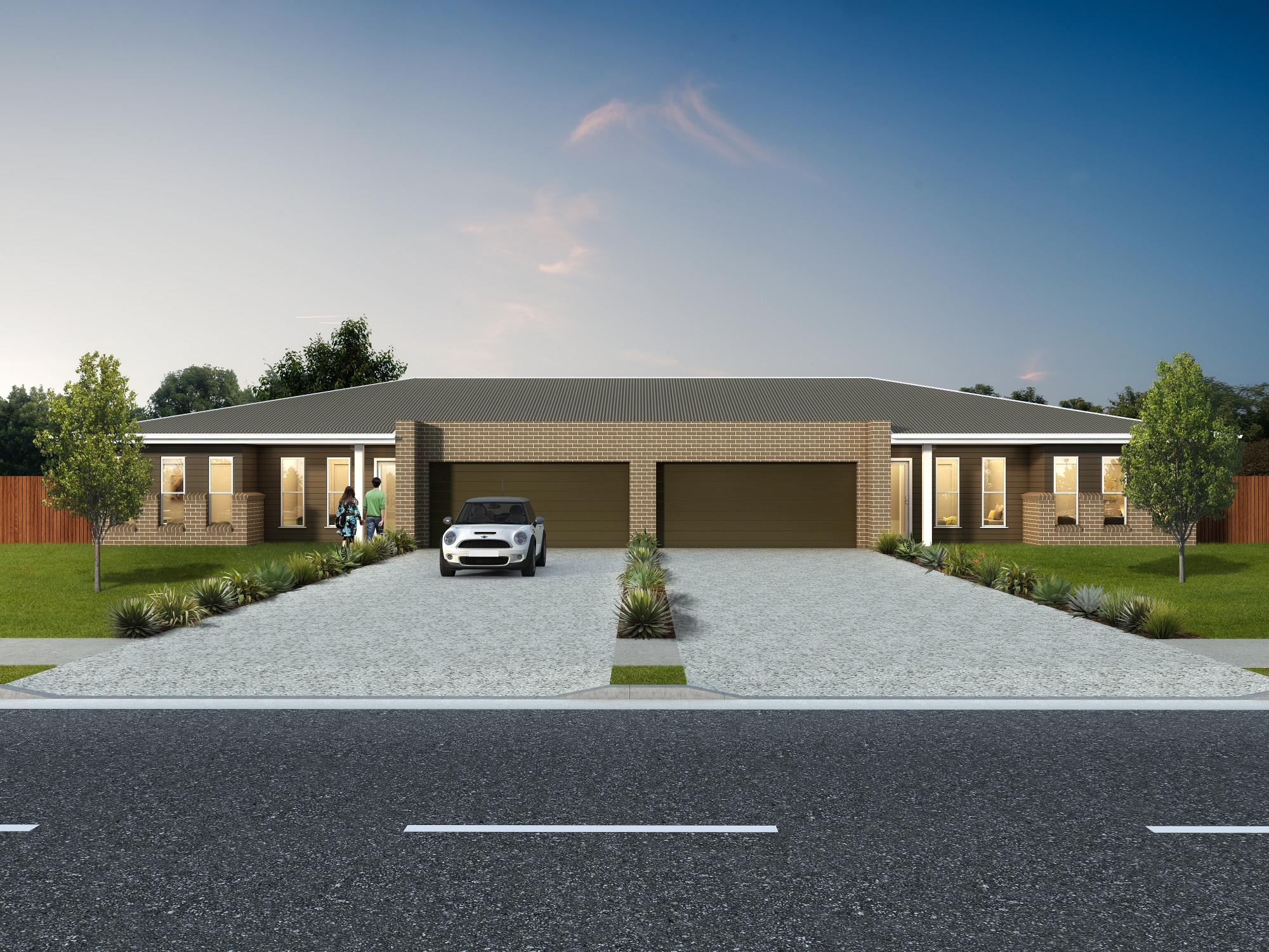 Home Design Pollux D4004