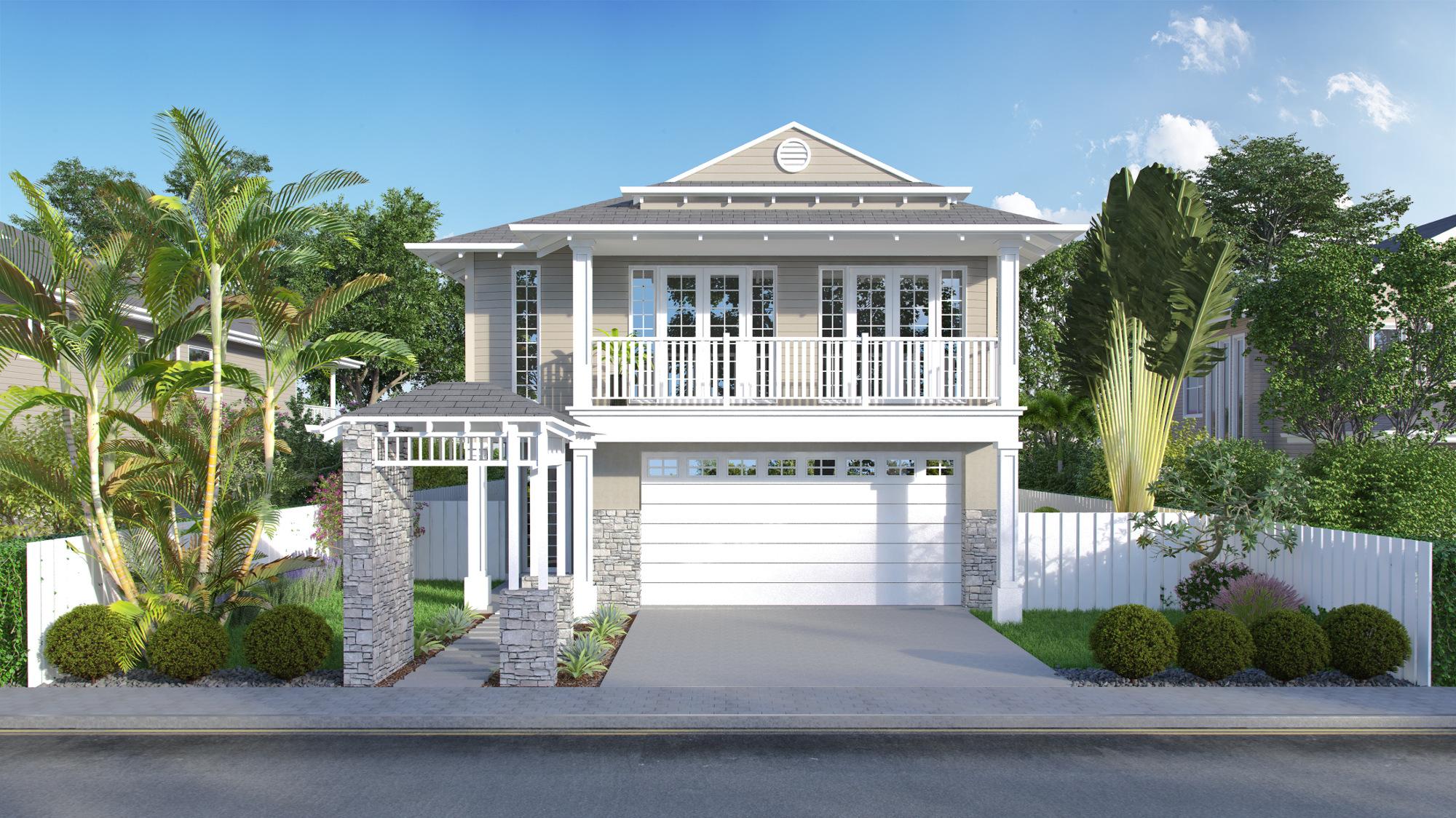 Home Design - Arae - H4014