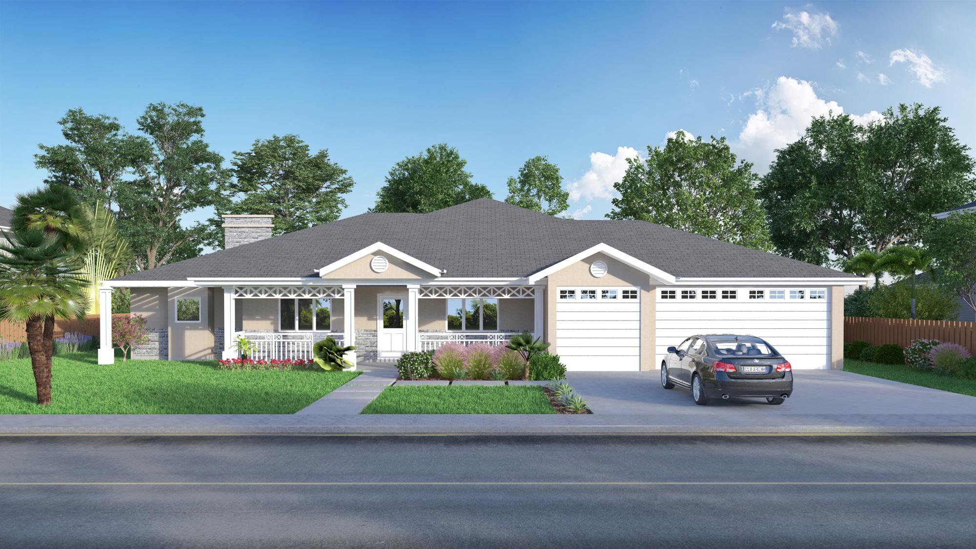 Home Design - Rigel - h4003